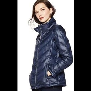 ❤️Haven Outerwear Puffer Down Jacket M Blue